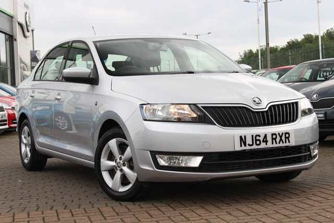SKODA Rapid 1.6 TDI CR (105 PS) SE DPF Hatchback 5-Dr