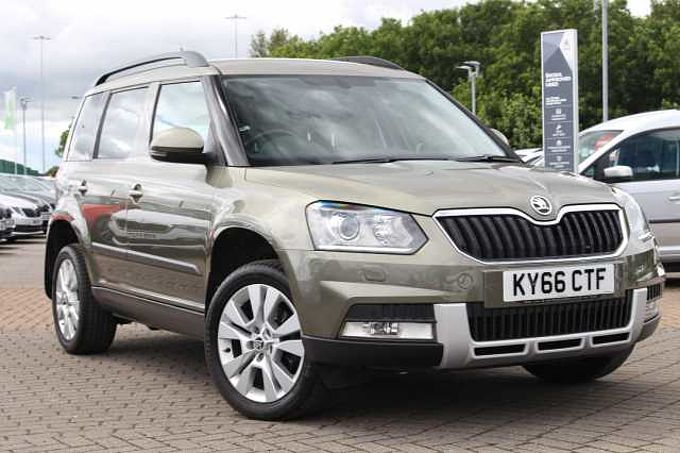 SKODA Yeti 2.0 TDI SCR (110PS) SE L Outdoor 5-Dr